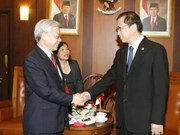 Vietnam, Indonesia define measures to boost legislative ties