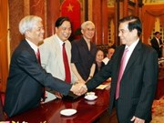 President Triet hails role of Fatherland Front
