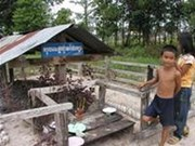 Cambodia turns Khmer Rouge base into tourist site