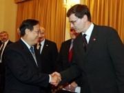 Polish diplomatic delegation visits Vietnam