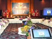 ASEAN defence chiefs meet in Hanoi