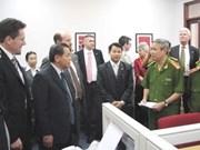 VN-Australia crime prevention centre inaugurated