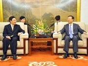 Deputy Foreign Minister visits China
