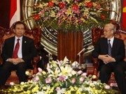 Vietnam, Indonesia increase legislative ties