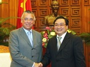 Deputy PM urges Belgians to invest in Vietnam