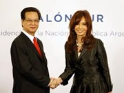 Vietnam set to expand cooperation with Argentina