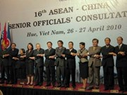 ASEAN, China strengthen comprehensive cooperation