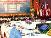 ASEAN defence ministers to meet in Hanoi