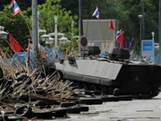 Thailand extends curfew to 23 more provinces