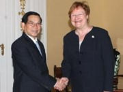 Vietnam, Finland vow to lift trade, investment