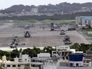 Japan's PM apologises over US base on Okinawa
