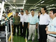 Bac Ninh urged to become industrial city