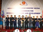 ASEAN states embark on action plan for labour