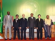 Ambassadors celebrate African Day in Hanoi