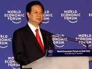World Economic Forum opens, focusing on Asia leadership