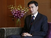 Thai PM looks to UN, ASEAN to back reconciliation