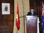 Vietnam, NZ celebrate 35 years of diplomatic ties