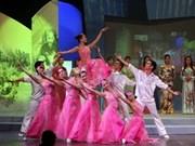 Art performances lead up to capital's millennium day
