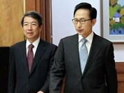 RoK's prime minister offers to step down