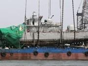 First talks held on sinking of Cheonan warship