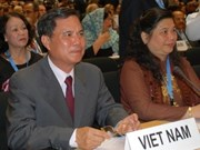 VN attends conference of Speakers of Parliament