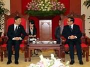 Vietnam prioritises relations with China