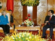 PM Dung welcomes US Secretary of State