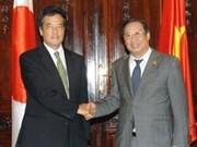 Vietnam-Japan ministerial talks reach high consensus