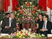 Vietnam treasures defence ties with France