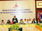 ASEAN meeting on society-culture wraps up