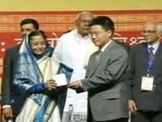 Chau gets Fields Medal