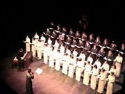 Quang Nam hosts first Global Choir Festival