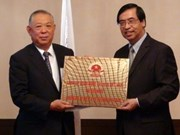 Two Japanese become VN's honorary consuls