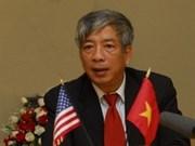 Deputy Defence Minister visits US