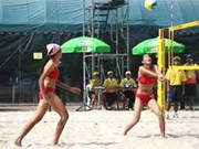 VN's women win first prize at Int'l volleyball tournament