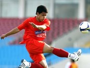 VN's Olympic team wins friendly football tournament