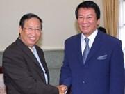 Special ambassador's efforts praised