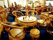 HCM City hosts furniture-handicrafts expo