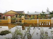 Deputy PM Hai inspects flood-hit province
