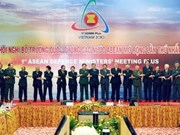 Hanoi joint declaration on the first ADMM+ issued