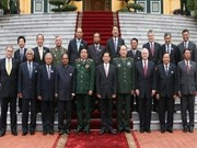 President urges effective cooperation in security