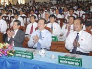 President attends An Giang provincial Party congress