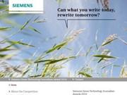 VietnamPlus, Siemens announce green-tech award
