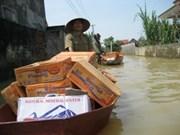Floods claim 76 lives in central Vietnam