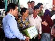 State President visits flood-hit provinces
