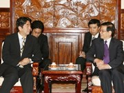VN-Japan strategic partnership blossoms