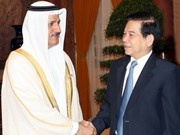 UAE seeks greater cooperation with Vietnam