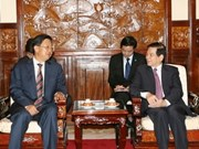 Yunnan party leader welcomed to Vietnam