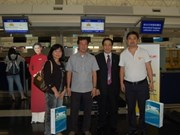 Vietnam Airlines flies Hong Kong-Da Nang route