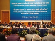 Vietnam asks donors for continued assistance
